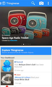 Thingiverse  Apps on For Pc – Windows 7/8/10 And Mac – Free Download 1