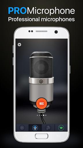 Pro Microphone 1.2.8 Screenshots 1