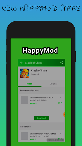 New HappyMod Happy Apps Guide hack tool