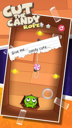 Cut The Candy Rope 5.0 screenshots 1