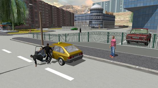 Criminal Russia 3D. Gangsta way Mod Apk