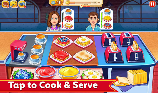 Indian Cooking Express - Star Fever Cooking Games 1.0.7 pic 1