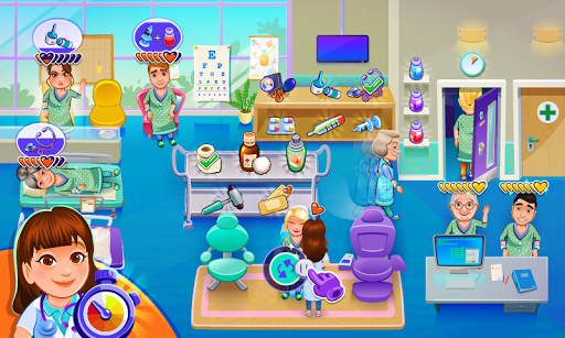 My Hospital: Doctor Game APK MOD  1