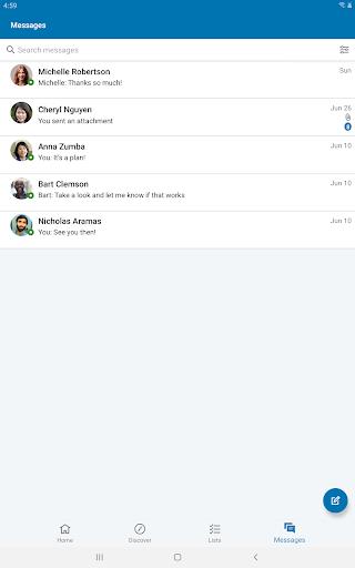 LinkedIn Sales Navigator screenshots 7