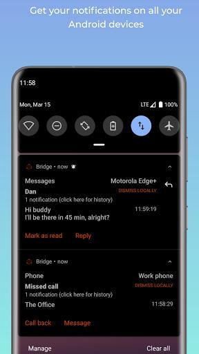 Download APK: Bridge – mirror notifications (notification sync) v3.0 [Subscription]