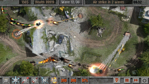 Defense Zone 2 HD Lite 1.7.0 screenshots 1