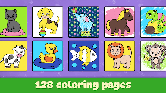 Coloring and drawing for kids 3.111 Screenshots 6