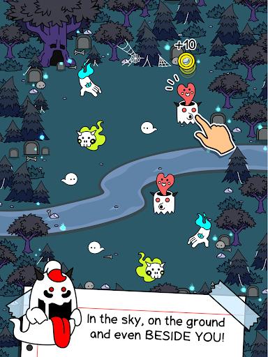 Ghost Evolution - Create Evolved Spirits 1.0.2 screenshots 10
