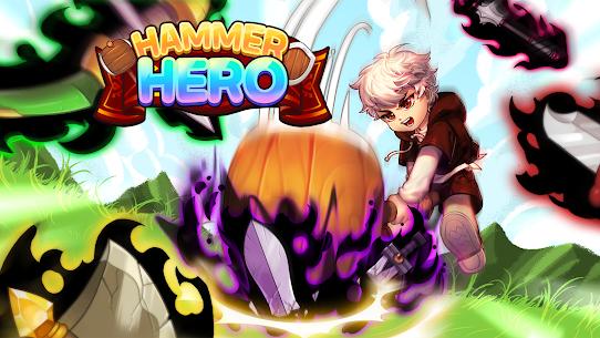 Hammer Hero – Idle RPG MOD APK 1.13 (Unlimited Diamond) 1