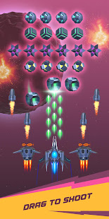 Dust Settle 3D-Infinity Space Shooting Arcade Game 1.59 Screenshots 6