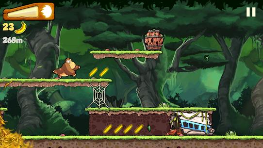 تحميل لعبة Banana Kong مهكرة للاندرويد [آخر اصدار] 2