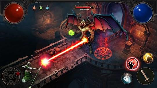 Path of Evil Immortal Hunter MOD APK 1.1.0 4