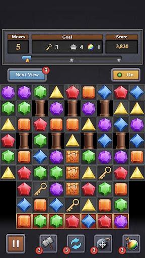 Jewelry Match Puzzle 1.2.8 screenshots 8