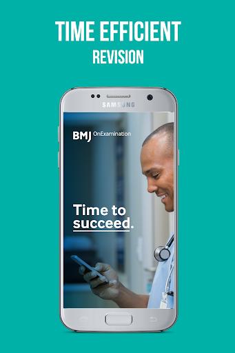 BMJ OnExamination Exam Revision screenshot for Android
