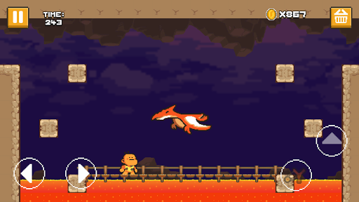 Super Pixel GO : Jungle Adventure 1.28 screenshots 4