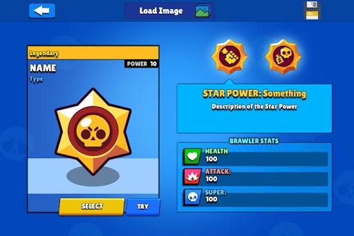 Card Maker for Brawl Stars 1.5 Screenshots 7