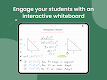 screenshot of LiveBoard Interactive Whiteboard App