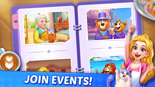 Candy Puzzlejoy - Match 3 Games Offline  screenshots 4