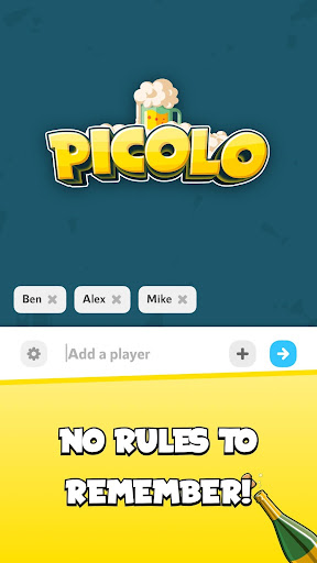Picolo drinking game 2.1.8 Screenshots 1