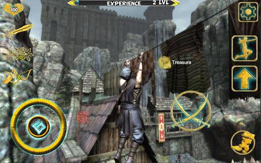 Ninja Samurai Assassin Hero IV Medieval Thief 1.1.4 screenshots 16
