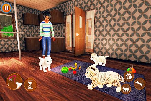 Virtual Cat Simulator - Open World Kitten Games  screenshots 6