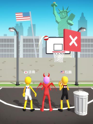 Five Hoops - Basketball Game apkmr screenshots 10