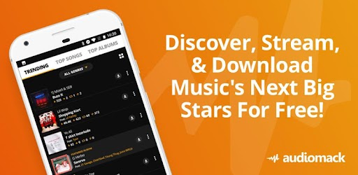 Audiomack: Download New Music Offline Free .APK Preview 0