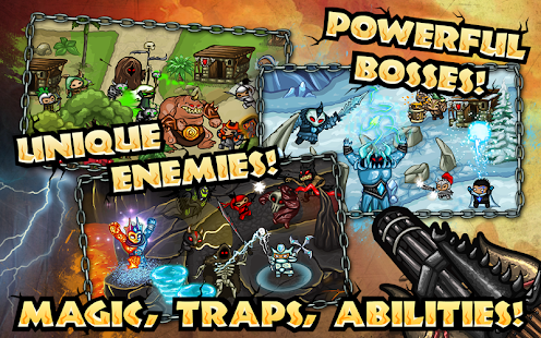 Thing TD - Epic tower defense game Capture d'écran