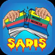 SADIS : Kamus Bahasa Indonesia Inggris