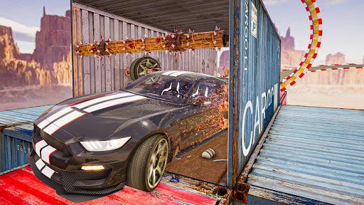 Car games 3d : Impossible Ramp Stunts 1.0 screenshots 8