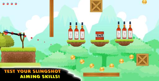 Knock Down Bottles 321 :Ball Hit Cans & Shoot Down  screenshots 1