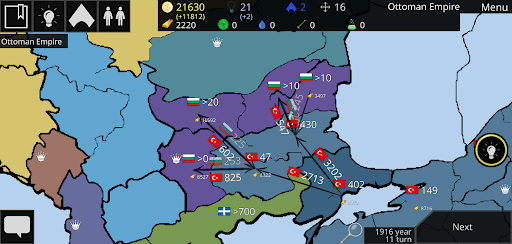 Cold Path - Turn-based strategy android2mod screenshots 14