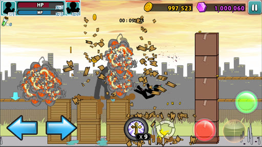 Anger of stick 5 : zombie 1.1.33 screenshots 9