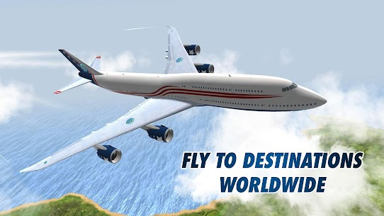 Take Off The Flight Simulator 1.0.37 [Mod + APK] Android 1