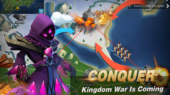 Clash of Glory  Project Zombies-Rise of Heroes Apk Download 5
