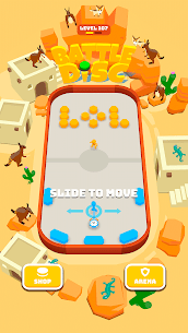 Battle Disc Mod Apk 1.7.3 (God Mode) 3