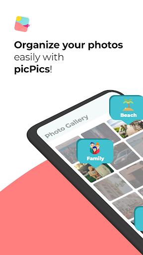 Foto do picPics: Tag, organize and secure