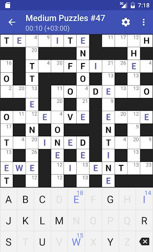 Codeword Puzzles (Crosswords)  screenshots 2