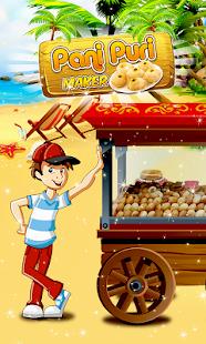 Panipuri Maker Indian Cooking Game 1.0.02 screenshots 1