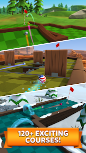Golf Battle Mod Apk (Unlimited Money/Easy Shot) 5