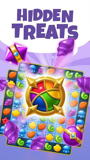 Ocean Splash Match 3: Free Puzzle Games 3.6.0 screenshots 4