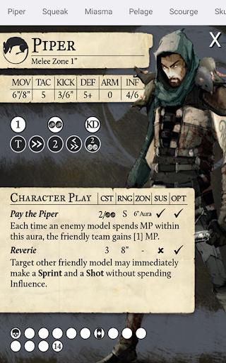 guild ball manager screenshot 2