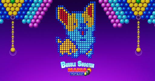 Bubble Shooter Mania - Blast  screenshots 11