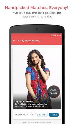 shetty matrimony app for shetty brides and grooms screenshot 3