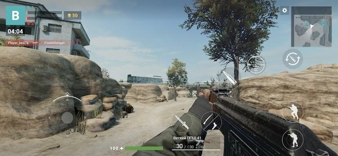 Modern Gun: Shooting War Games Mod Apk 1.0.1 (Unabated) 4