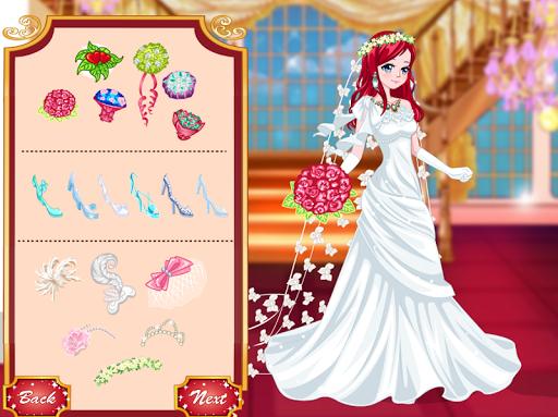 Wedding Makeup Salon : Dress Up Bride ud83dudc8d Marry me screenshots 2