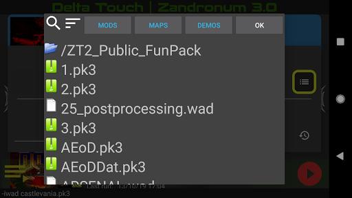 Delta Touch [7 x Doom engine source port]  screenshots 7