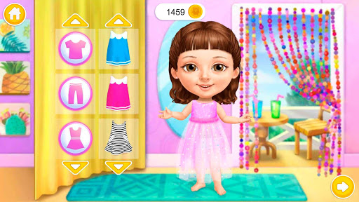 Sweet Baby Girl Cleanup 5 - Messy House Makeover 7.0.30015 screenshots 1