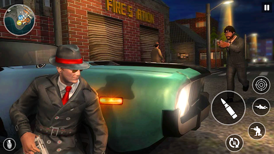 Free City Mafia Gangster Games – Open World Crime Games 5