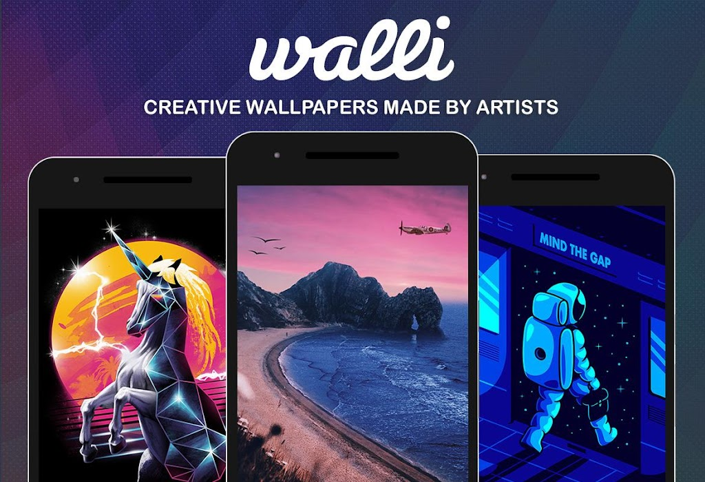 Walli - 4K, HD Wallpapers & Backgrounds  poster 1